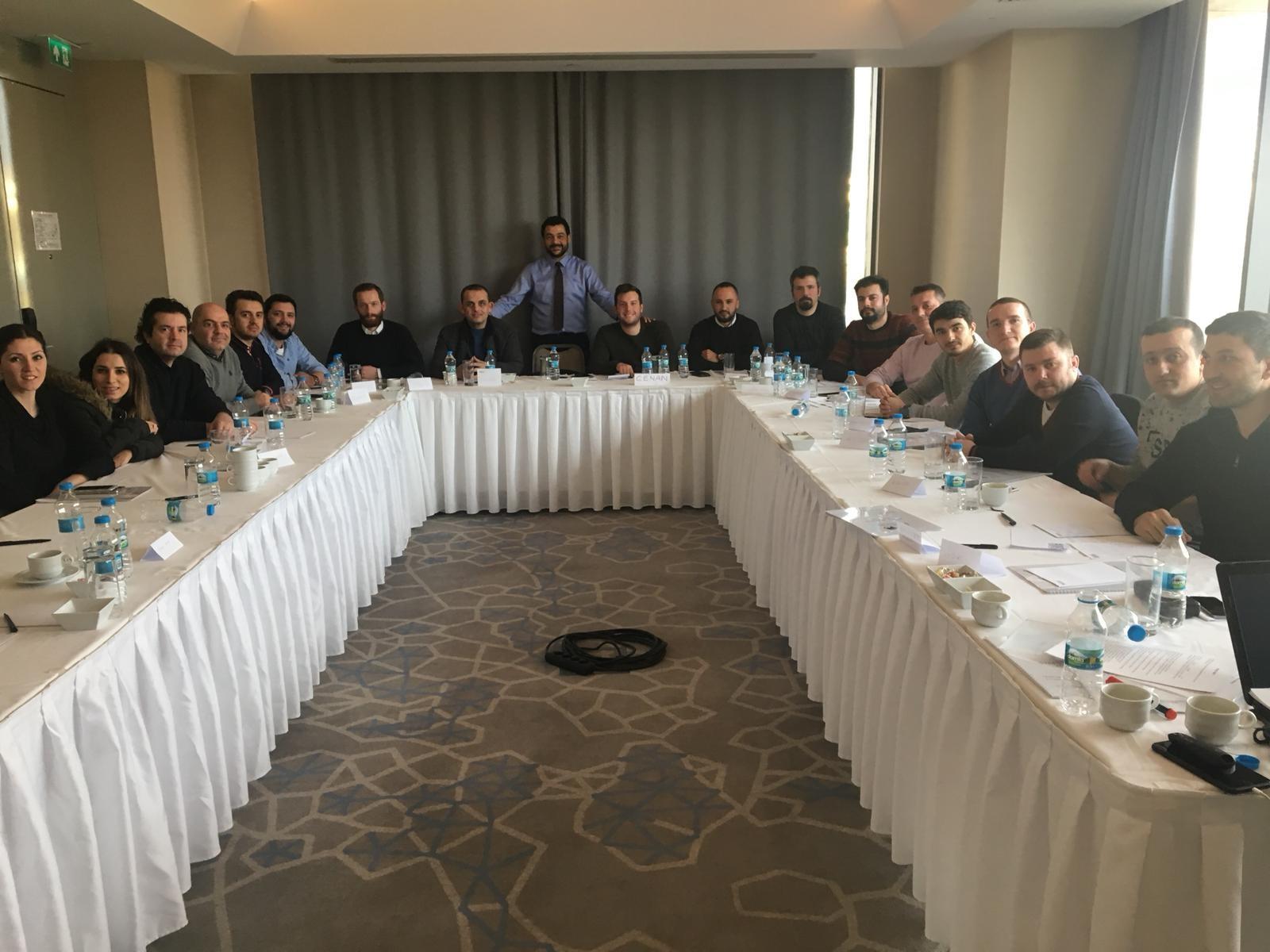SMC ŞUBAT 2019 STRES VE ETKİLİ ZAMAN YÖNETİMİ EĞİTİMİ